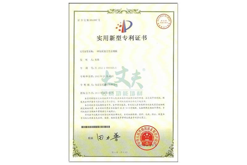 实用专利 (1)