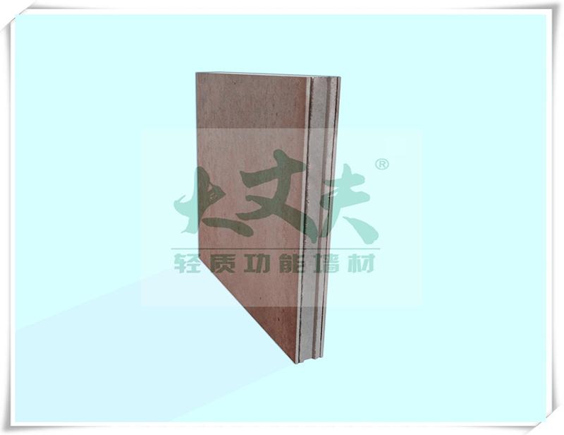 聚苯乙烯颗粒复合墙板